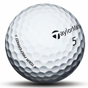 TaylorMade Tour Preferred 2016 Golf Ball