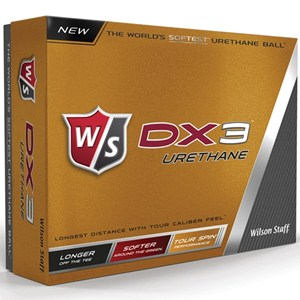 Wilson Staff DX3 Urethane Golf Ball