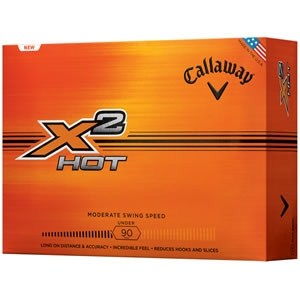 Callaway X2 Hot Ball