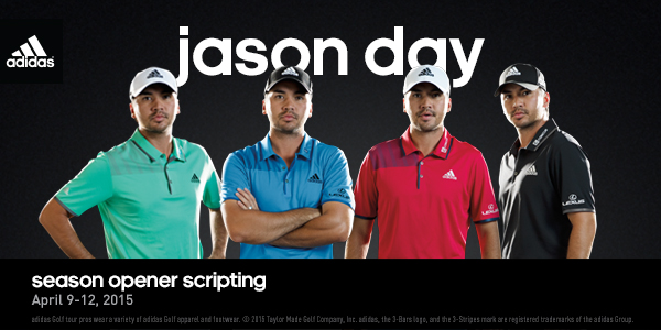 Jason Day 2015 US Masters