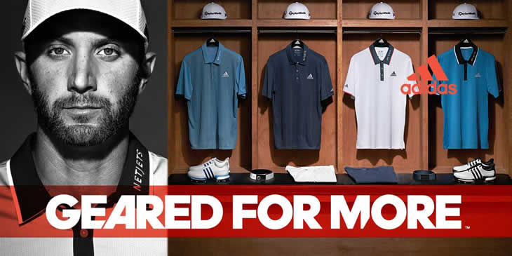 Dustin Johnson US Open 2016 Clothing