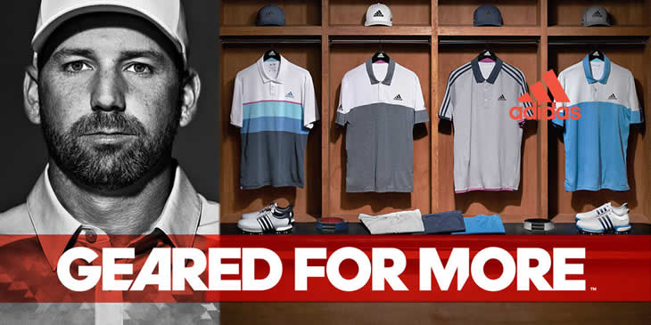 Sergio Garcia US Open 2016 Clothing