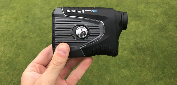Bushnell Pro Xe Golf Gps Rangefinder Review Golfalot