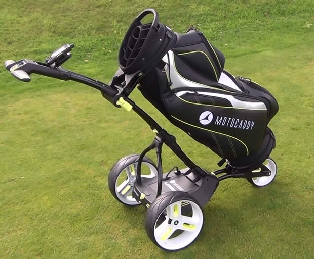 Motodcaddy M3 Pro electric trolley