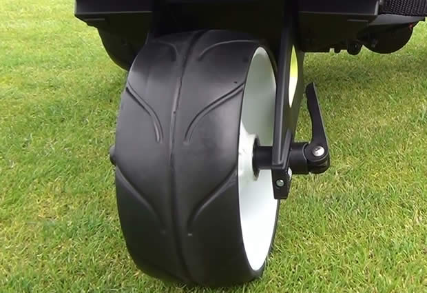 Motocaddy M1 Front Wheel Clip