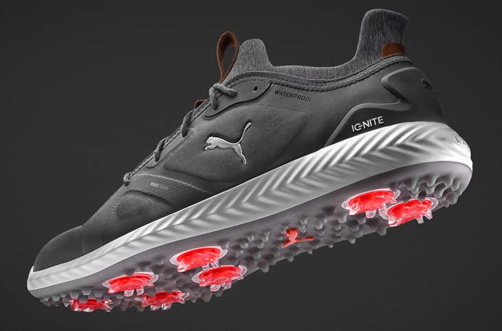 a6c776f8240 Puma Reveal Revolutionary Pwradapt Technology - Golfalot