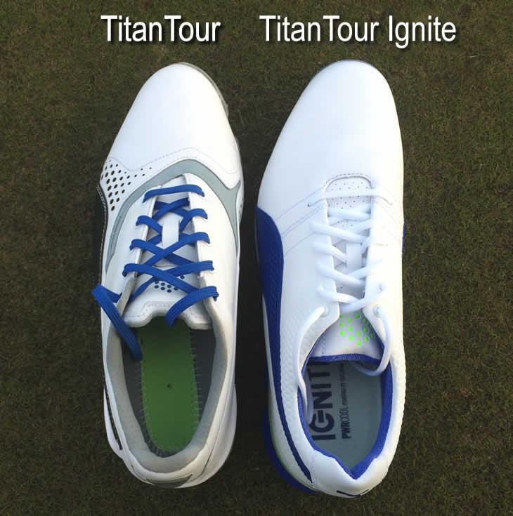 puma titan tour