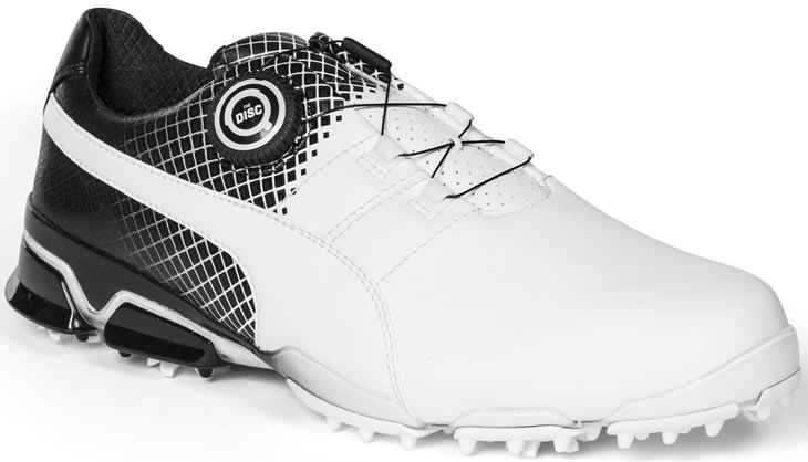 Puma TitanTour Ignite Disc Golf Shoes