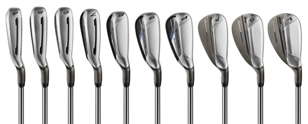 TaylorMade SpeedBlade Line-up