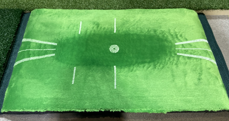 Acu-Strike Golf Impact Training Mat