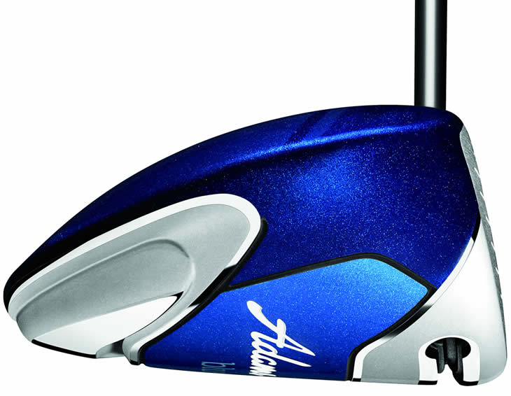Adams Blue Golf Clubs