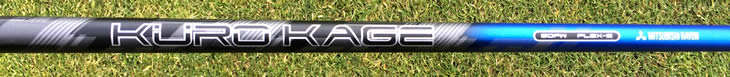 Adams Tight Lies Ti Fairway KuroKage Shaft