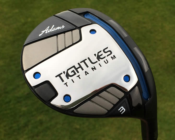 Adams Tight Lies Ti Fairway Wood