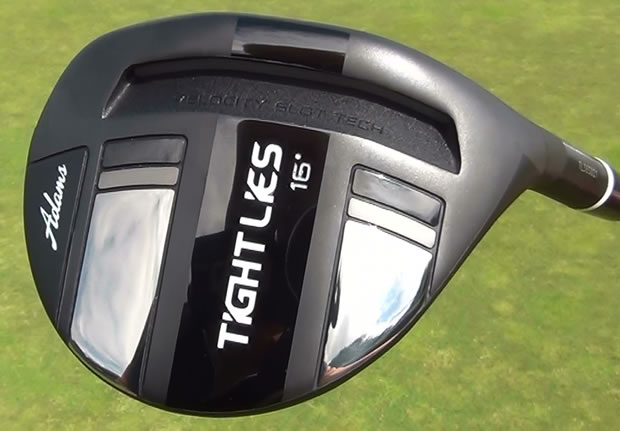 Adams Tight Lies Fairway Sole