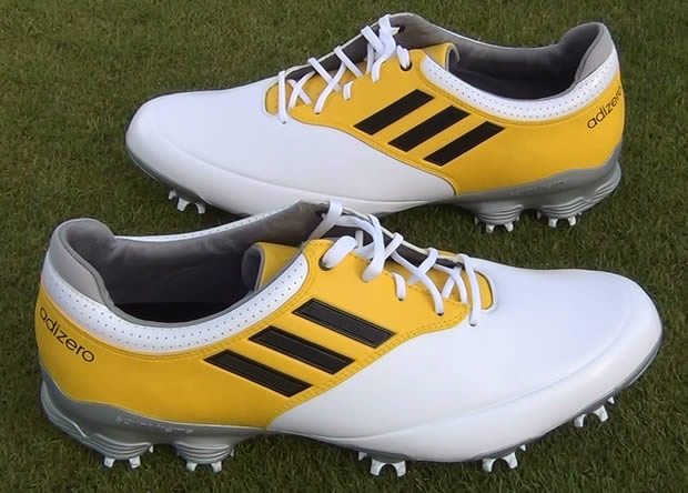 6f7f11fa476e Adidas AdiZero Tour Golf Shoe Review - Golfalot