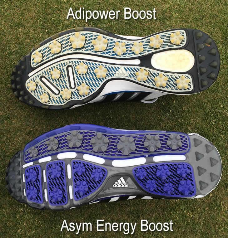 new arrival a1437 8516c Adidas Asym Energy Boost Golf Shoe