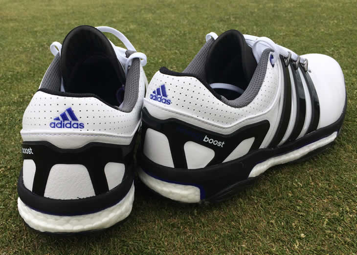 new arrival 1e7d2 63949 Adidas Asym Energy Boost Golf Shoe