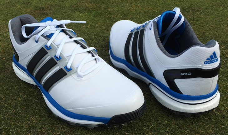 timeless design 90720 40be2 Adidas Adipower Boost Golf Shoe