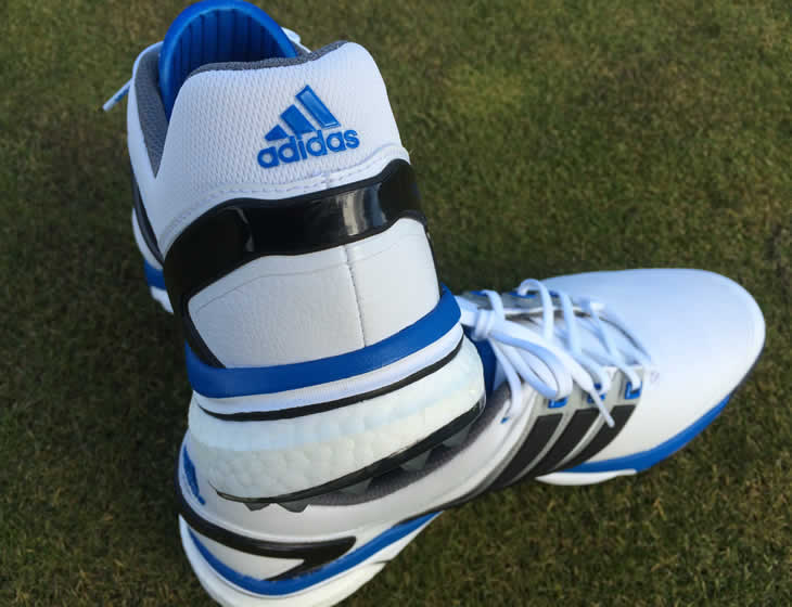 Adidas Adipower Boost Golf Shoe Review - Golfalot d99cc46b529c