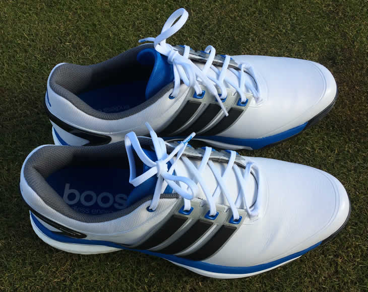 Adidas Adipower Boost Golf Shoe