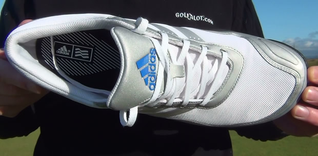 Adidas Puremotion Golf Shoe Upper