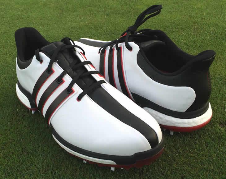 Adidas Tour360 Boost Golf Shoe Review - Golfalot