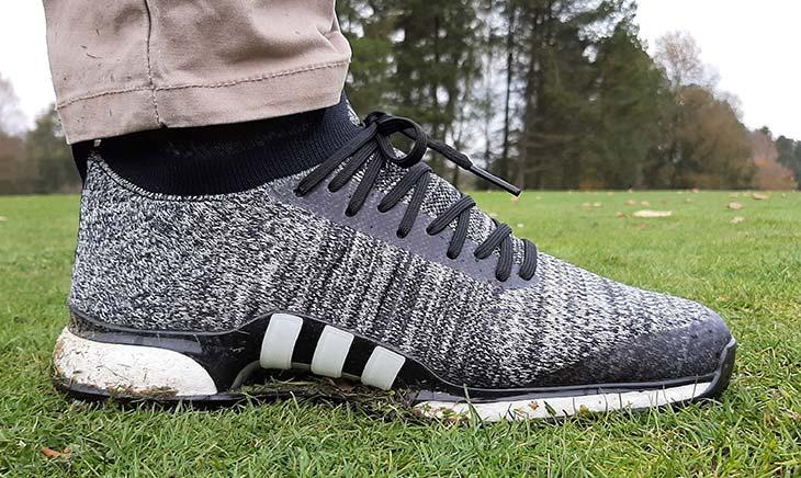 låg kostnad äkta skor officiell butik Adidas Tour360 XT Primeknit Golf Shoe Review - Golfalot