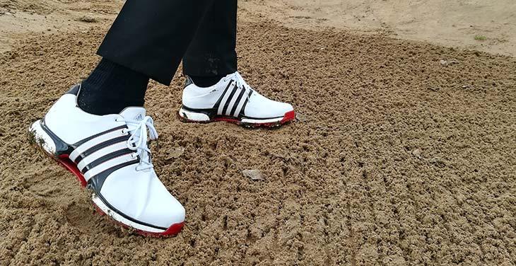 a3d38a751ea798 Adidas Tour360 XT 2019 Golf Shoe Review - Golfalot