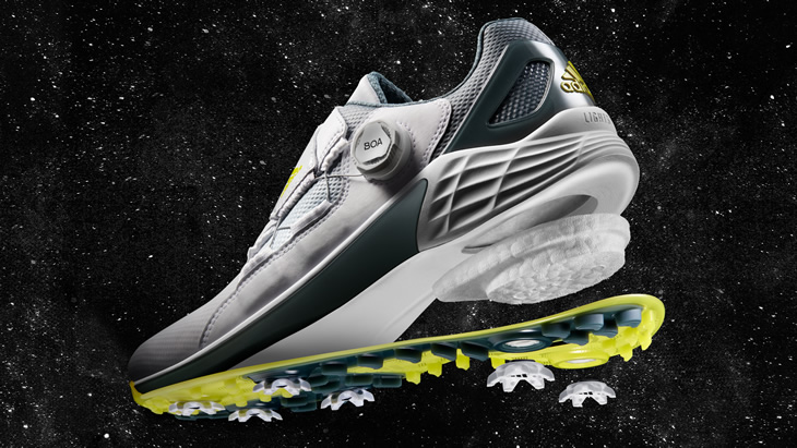 Adidas Enter New Era with ZG21 Golf Shoes - Golfalot