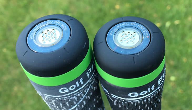Arccos Caddie 2 0 Golf Practice Aid Review - Golfalot