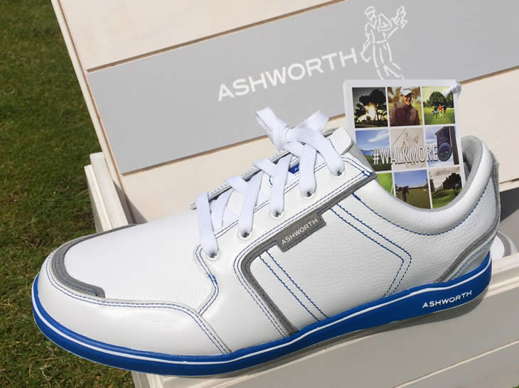 Ashworth Cardiff ADC Golf Shoe