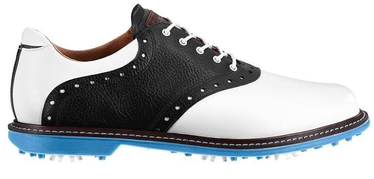 Ashworth Cardiff Leucadia Saddle Golf Shoe