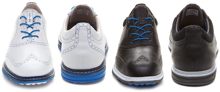 Ashworth Encinitas Wing Tip Shoes