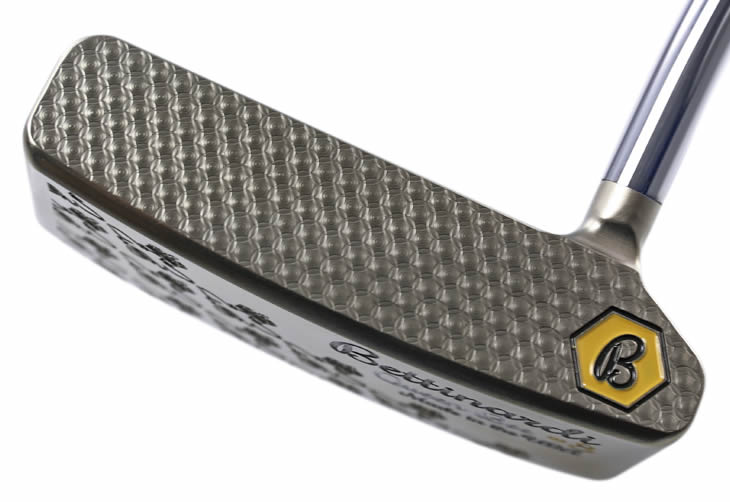 2017 Bettinardi Putters