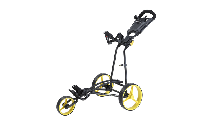 Big Max Autofold+ Golf Trolley