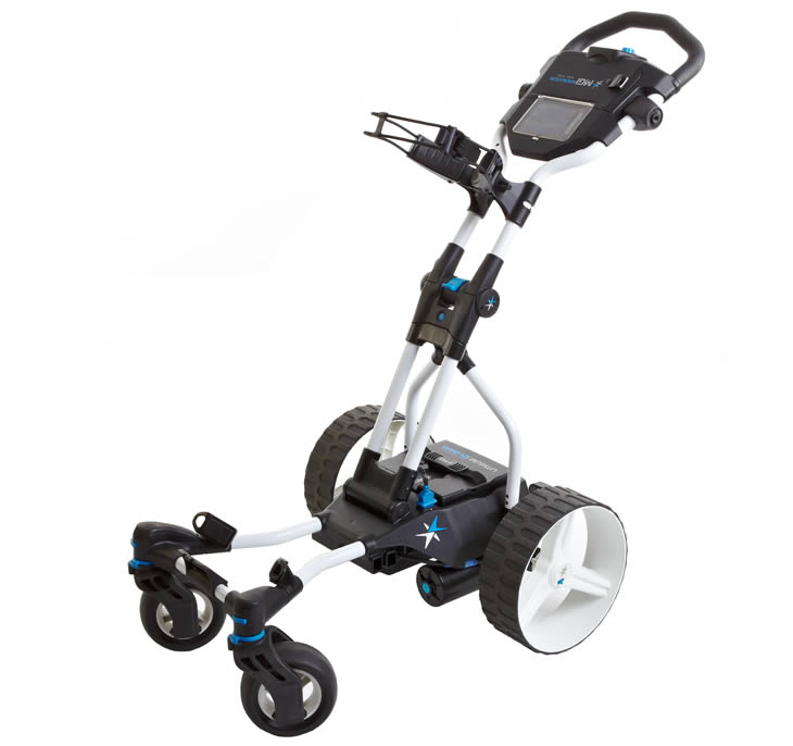 Big Max Navigator Quad Gyro Trolley
