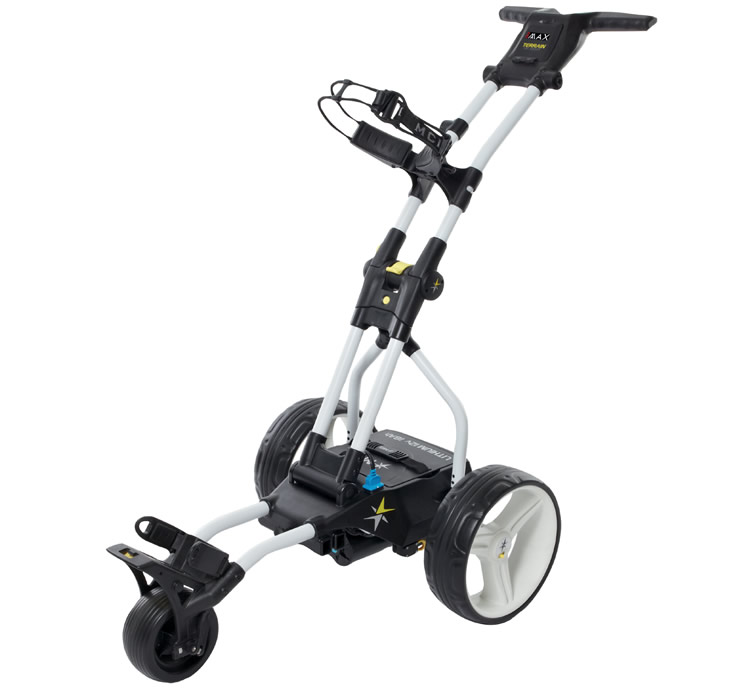 Big Max Terrain Electric Trolley