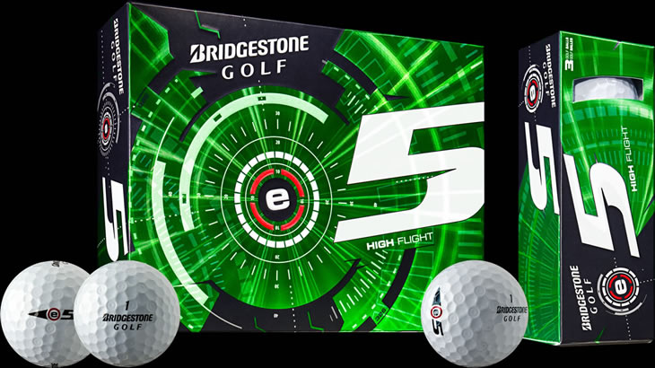 Bridgestone E-Series e-5 Golf Ball