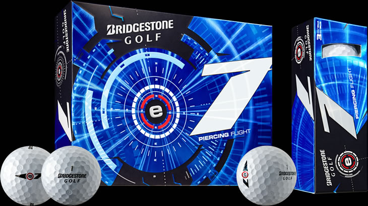 Bridgestone E-Series e-7 Golf Ball