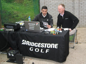 Bridgestone Ball Fitting Chat