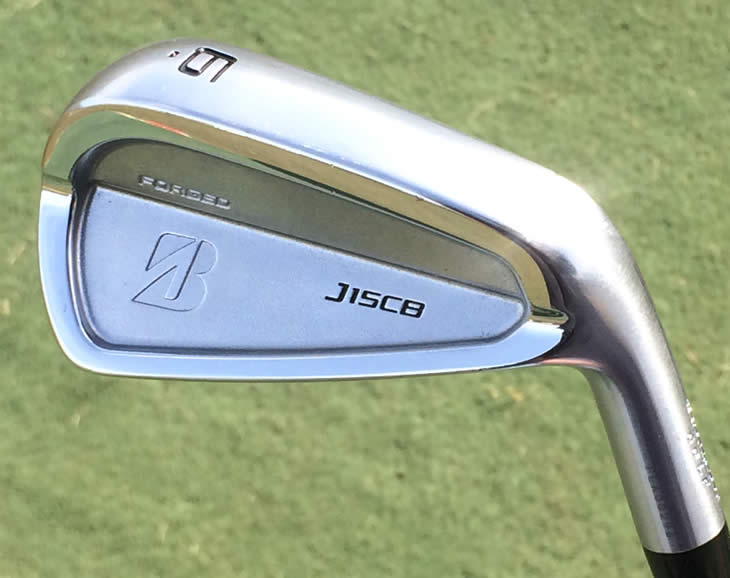 Bridgestone J15 CB Forged Irons