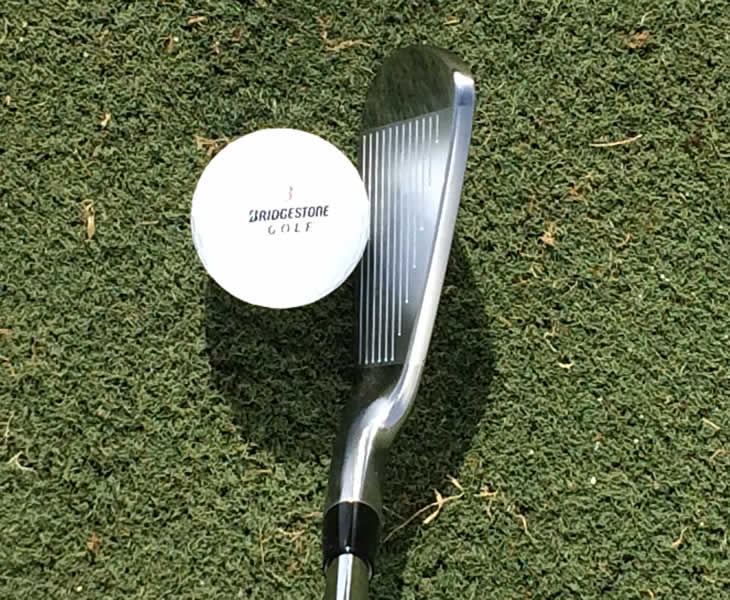 Bridgestone J15 DPF Forged Irons