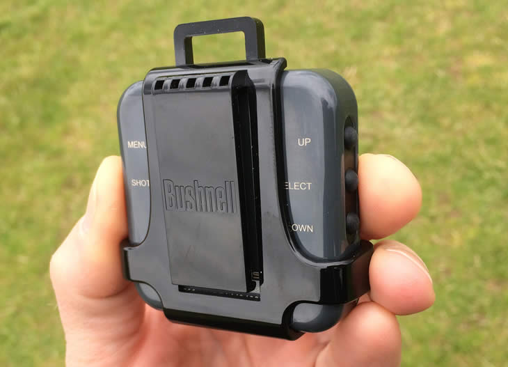 Bushnell NEO Ghost GPS