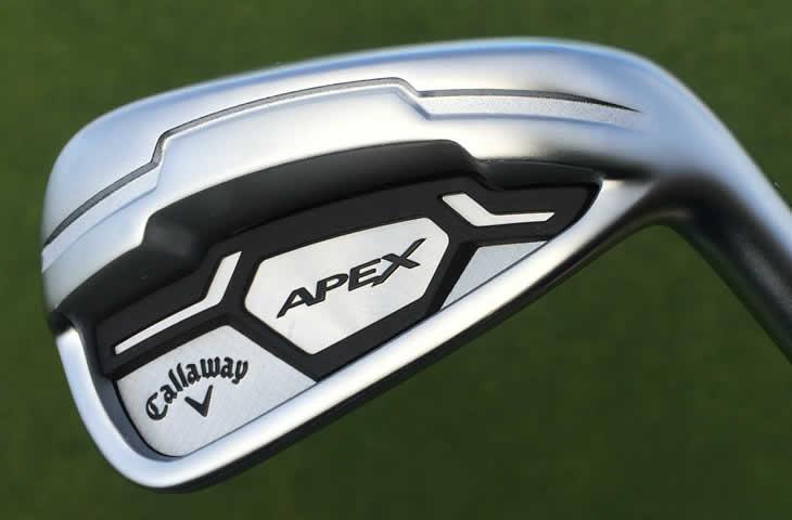 Callaway Apex CF 16 Irons Review - Golfalot