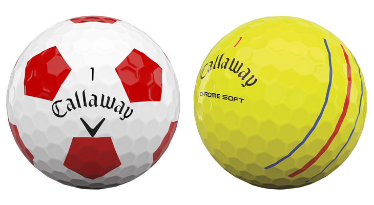 Callaway Chrome Soft 2020 Golf Ball