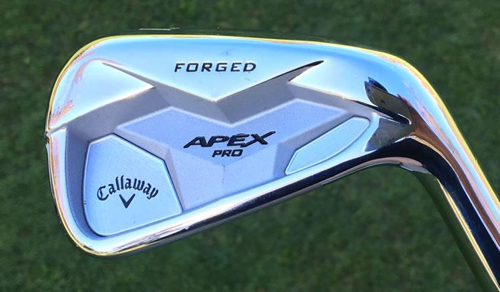 Callaway Apex Pro 19 Irons Review Golfalot