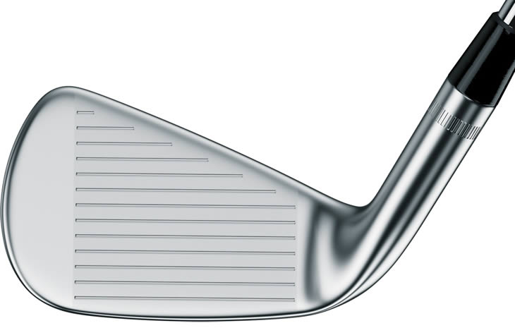 Callaway Apex MB Muscleback Irons