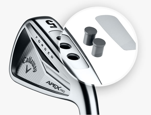 Callaway Apex Pro Irons First Look Info Specs Golfalot