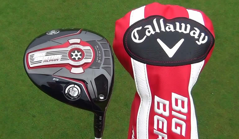 Callaway BB 815 Alpha Driver Review