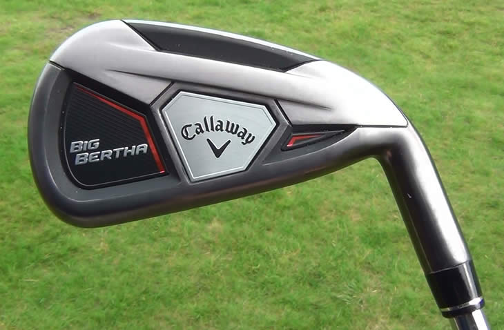 Callaway Big Bertha Iron